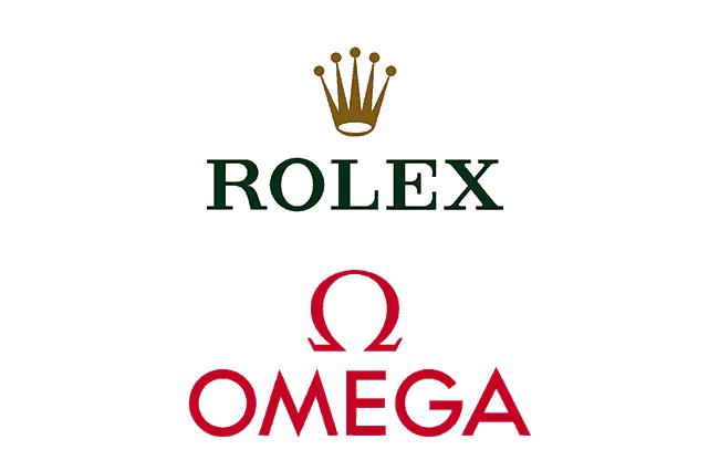 ロレックスとオメガ
